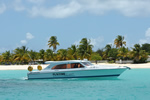 Anguilla boat charters - Funtime Express