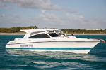 Anguilla boat charters - Funtime One